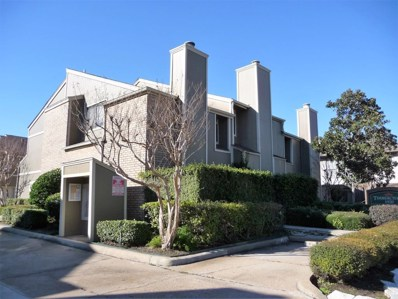 1920 Augusta Drive UNIT 24, Houston, TX 77057 - MLS#: 53906333