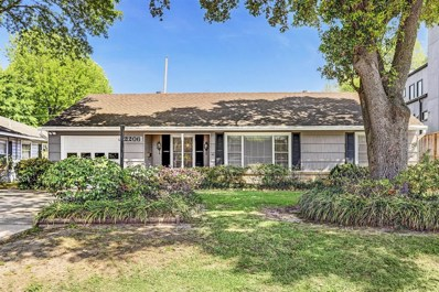 2206 Saxon Drive, Houston, TX 77018 - MLS#: 54002846