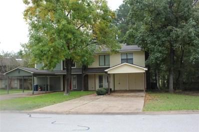 1428 Wimbledon Drive, Huntsville, TX 77340 - MLS#: 54366911