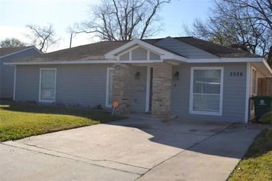 5026 Balkin Street, Houston, TX 77021 - MLS#: 54786665