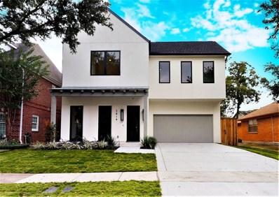 2819 Plumb Street, Houston, TX 77005 - MLS#: 54946016