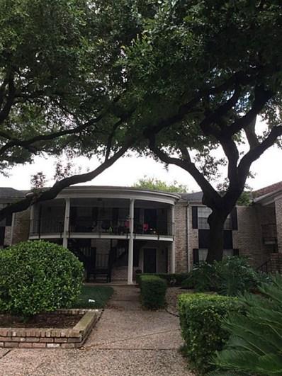 7900 Westheimer UNIT 116, Houston, TX 77063 - MLS#: 55094436