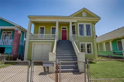 3809 Avenue M, Galveston, TX 77550 - #: 55467580