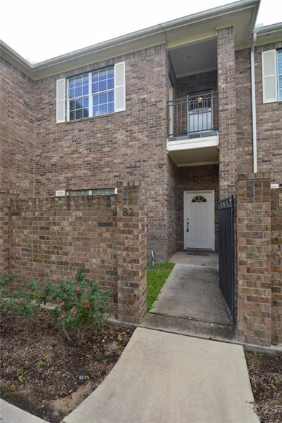 2865 Westhollow Drive UNIT 82, Houston, TX 77082 - MLS#: 55769452