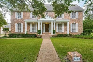 1210 Bluebonnet, Taylor Lake Village, TX 77586 - MLS#: 56106984