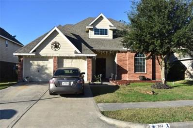 937 Sage Street, Baytown, TX 77521 - #: 56167829