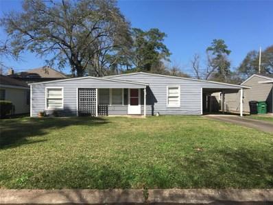 1822 W Du Barry Lane E, Houston, TX 77018 - MLS#: 5627983