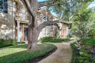 1001 Memorial Village Drive UNIT 4, Houston, TX 77024 - MLS#: 56385085
