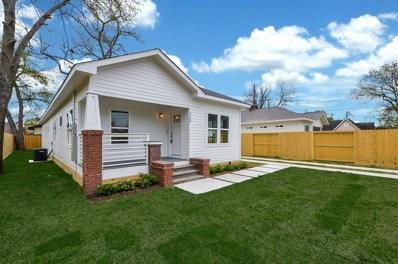 125 Amundsen Street, Houston, TX 77009 - MLS#: 56430814