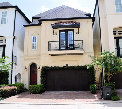 1810 Wrenwood, Houston, TX 77043 - MLS#: 56432289