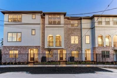 5209 Allen Street UNIT P, Houston, TX 77007 - MLS#: 5690694