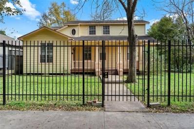 1602 Arlington Street, Houston, TX 77008 - #: 5729311