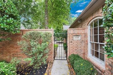 3319 Courtland Manor, Houston, TX 77339 - MLS#: 58546590