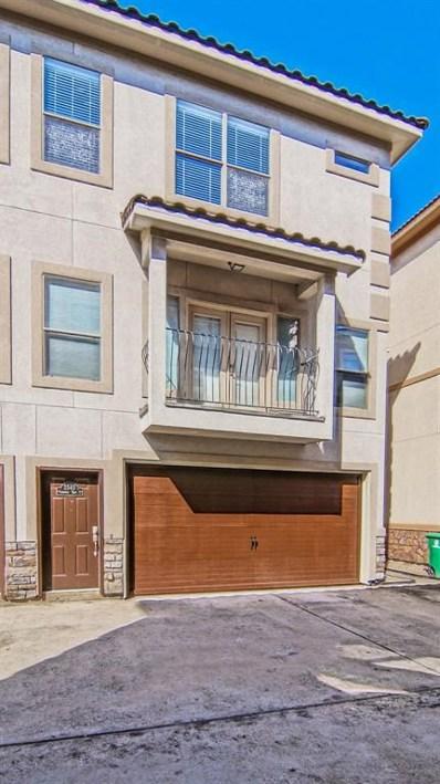 2540 Prospect Street UNIT C, Houston, TX 77004 - #: 58579822