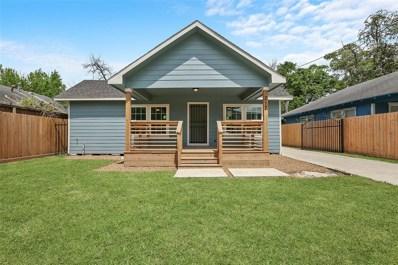 217 Amundsen Street, Houston, TX 77009 - MLS#: 59167020
