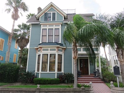 1409 Market, Galveston, TX 77550 - MLS#: 59288968