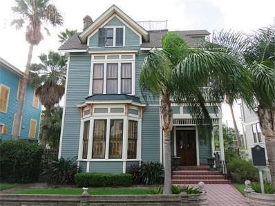 1409 Market Street, Galveston, TX 77550 - MLS#: 59288968