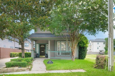 875 Fisher Street, Houston, TX 77018 - MLS#: 59423725