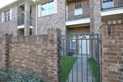 2865 Westhollow Drive UNIT 80, Houston, TX 77082 - MLS#: 5946476