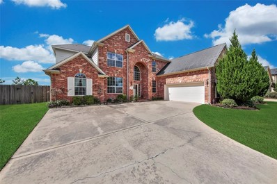 1406 Bentlake Lane, Pearland, TX 77581 - #: 5954032