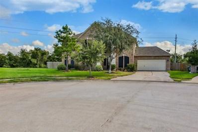 9419 Sapphire Bay Lane, Rosharon, TX 77583 - #: 59553117