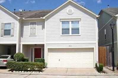 2631 Woodridge Manor Drive, Houston, TX 77087 - MLS#: 60022612
