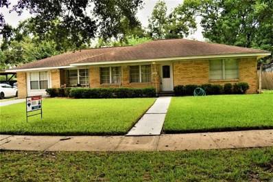 1203 Azalea, Pasadena, TX 77506 - MLS#: 60110001