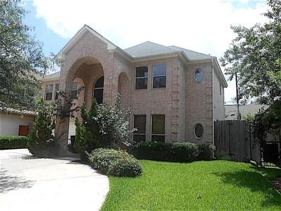 3309 McCulloch Circle, Houston, TX 77056 - MLS#: 60200413