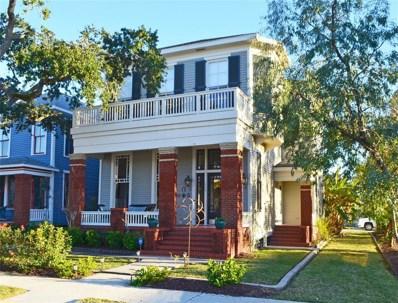 1227 Winnie Street, Galveston, TX 77550 - MLS#: 60208495