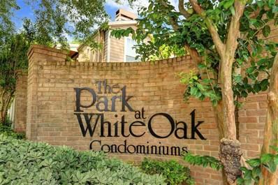 1860 White Oak UNIT 233, Houston, TX 77009 - MLS#: 60391774