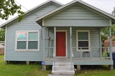 109 N Avenue A, Freeport, TX 77541 - #: 60623535
