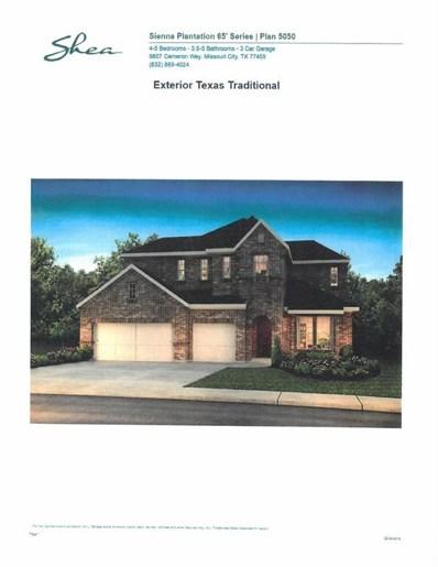 10302 Palmour Pass, Missouri City, TX 77459 - MLS#: 6098874