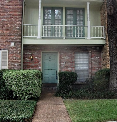 2206 Winrock Boulevard UNIT 183, Houston, TX 77057 - MLS#: 6133831