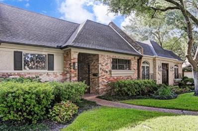 9476 Briar Forest Drive, Houston, TX 77063 - MLS#: 61392062