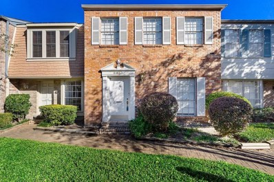 6463 Burgoyne Road UNIT 35, Houston, TX 77057 - MLS#: 61565851