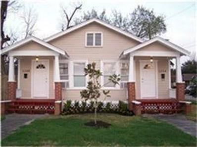 1204-1206 Studewood Street, Houston, TX 77008 - MLS#: 61605563