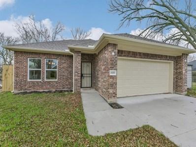 4430 Rosemont Street, Houston, TX 77051 - MLS#: 61688240