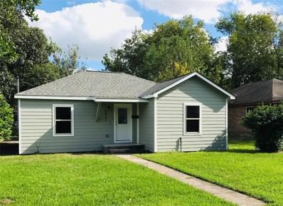 6601 Goforth Street, Houston, TX 77021 - MLS#: 62086484