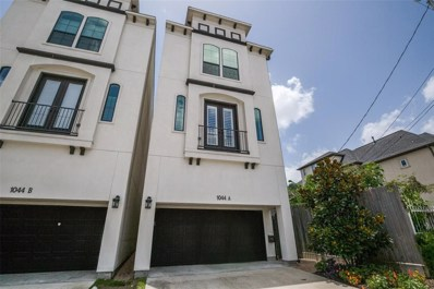 1044 E 29th UNIT A, Houston, TX 77009 - MLS#: 62256259