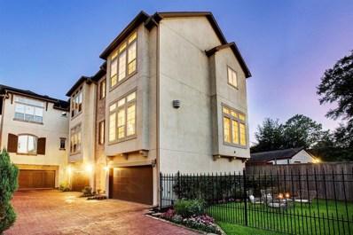 1607 Haddon UNIT C, Houston, TX 77006 - MLS#: 62324151