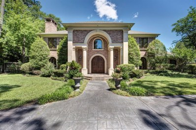 10802 Roaring Brook Lane, Hunters Creek Village, TX 77024 - MLS#: 62324913