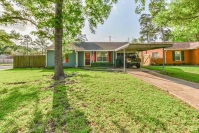 1601 Libbey Drive, Houston, TX 77018 - MLS#: 62961612