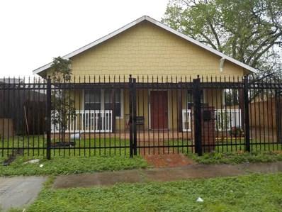 7107 Avenue I, Houston, TX 77011 - #: 62977797