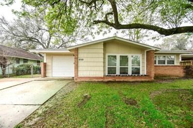 5755 Bellfort Street, Houston, TX 77033 - MLS#: 63096401