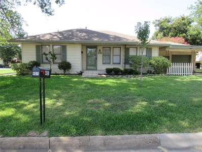 401 Botts, Brenham, TX 77833 - MLS#: 63123694