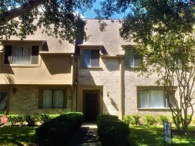 15316 Falmouth Avenue UNIT 1\/408, Houston, TX 77084 - MLS#: 63134376