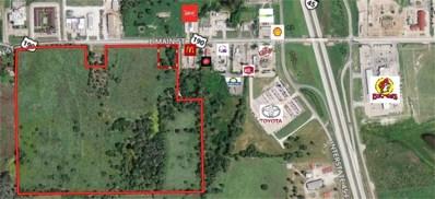 0 E Main, Madisonville, TX 77864 - MLS#: 63362556