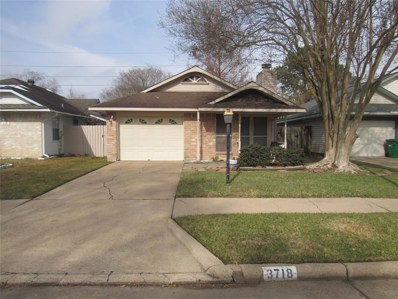 3718 Pintan Lane, Houston, TX 77014 - MLS#: 63391361