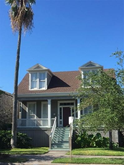 1414 Post Office Street, Galveston, TX 77550 - MLS#: 63509325