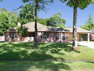 822 Garrett Drive, Magnolia, TX 77354 - MLS#: 64044332